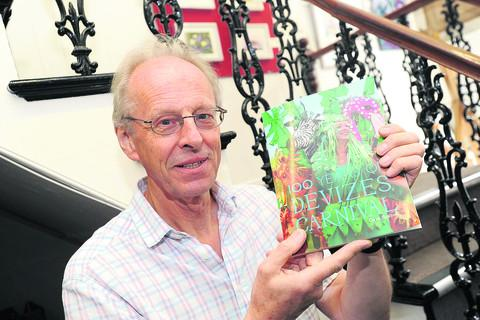 This Is Wiltshire: Dave Buxton has written a book on 100 years of the Devizes Carnival