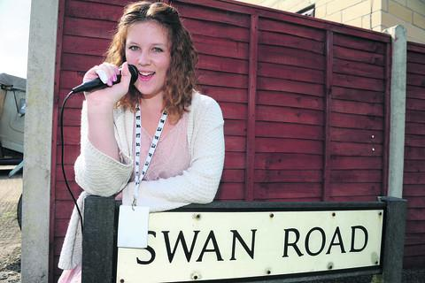 This Is Wiltshire: Corsham singer Amy-Rose Charlesworth, 16, is through to the next stage of Open Mic UK