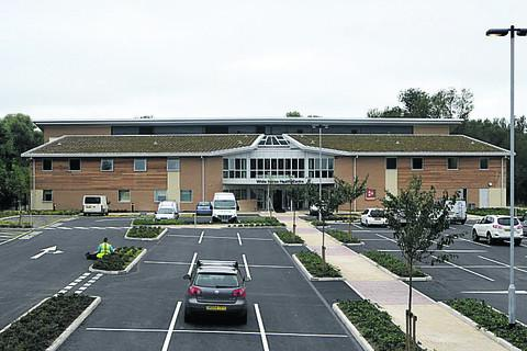 This Is Wiltshire: Westbury's new White Horse Health Centre opens soon