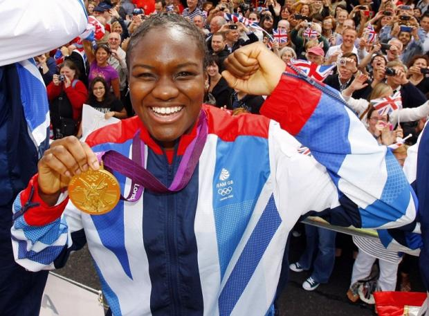 This Is Wiltshire: Boxer Nicola Adams