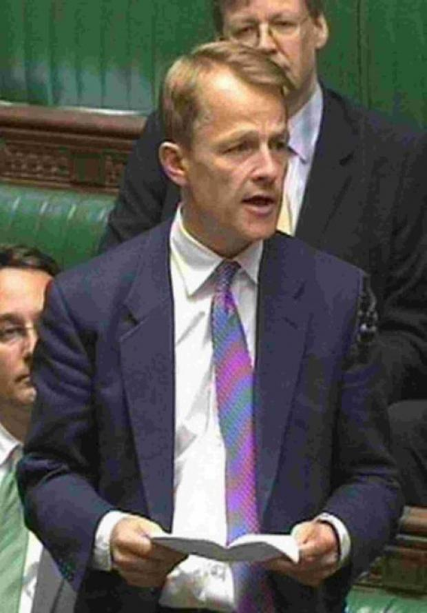 This Is Wiltshire: Schools minister David Laws