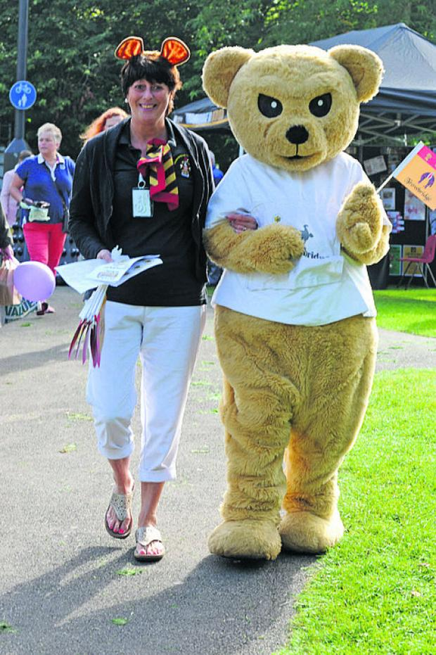 This Is Wiltshire: Trowbridge Ted with Trish Carpenter