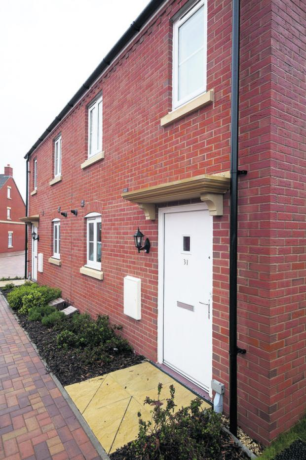 A Buckthorne home atTaylor Wimpey's Quakers Walk development in Devizes