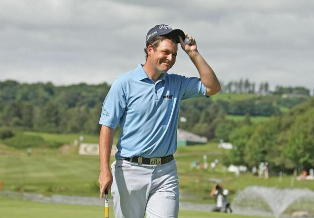 This Is Wiltshire: David Howell maintained his good form at the Italian Open