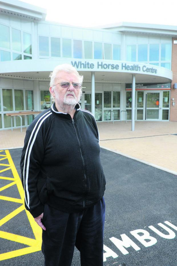 This Is Wiltshire: John Mead, who wants to trace the birthday clock and take it to the new health centre
