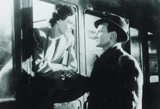 This Is Wiltshire: Scene from classic movie Brief Encounter