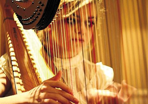 This Is Wiltshire: Cecilia Sultana de Maria will bring harp music, while Lucy English is to perform poetry