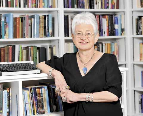 This Is Wiltshire: Jacqueline Wilson
