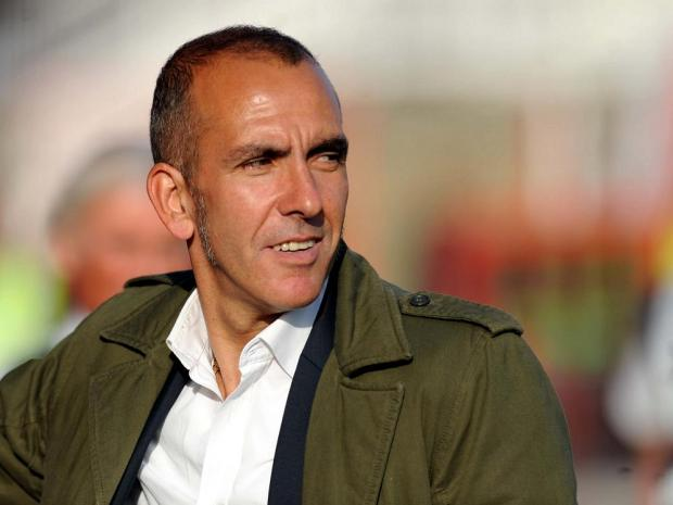 This Is Wiltshire: Paolo Di Canio
