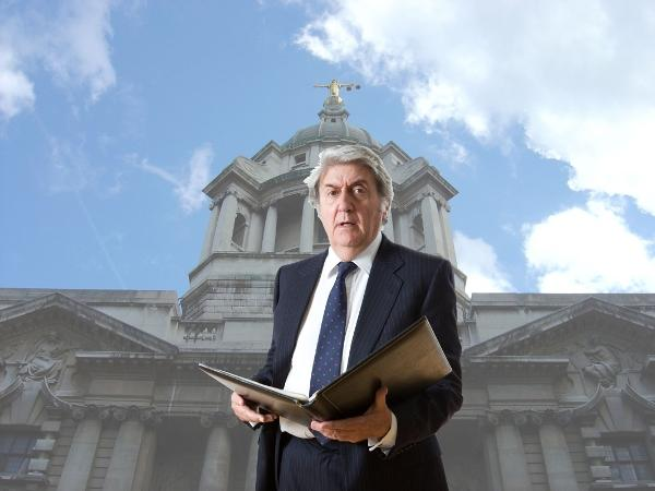 Tom Conti in Rough Justice