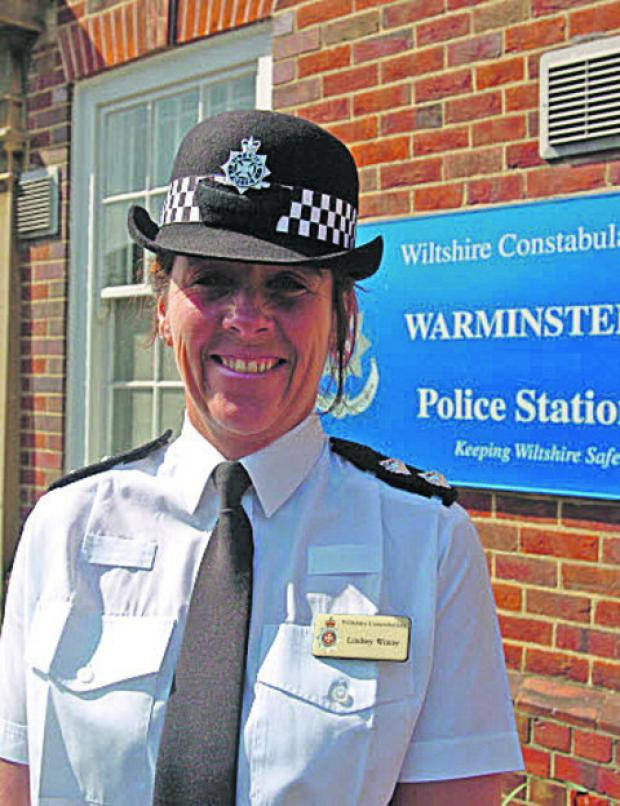 This Is Wiltshire: Insp Lindsey Winter