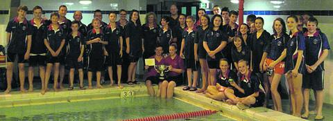 This Is Wiltshire: Trowbridge's league-winning swimmers