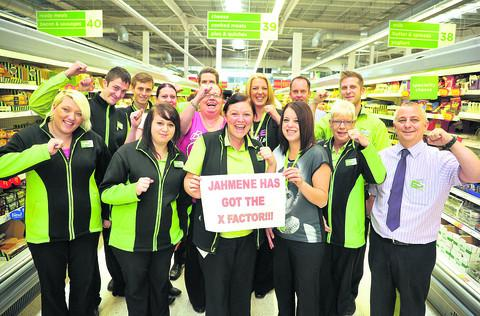 This Is Wiltshire: Staff at Asda