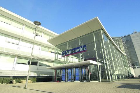 This Is Wiltshire: Nationwide headquarters in Pipers Way