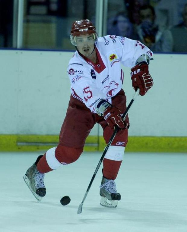 This Is Wiltshire: Wildcats defenceman Joe Baird
