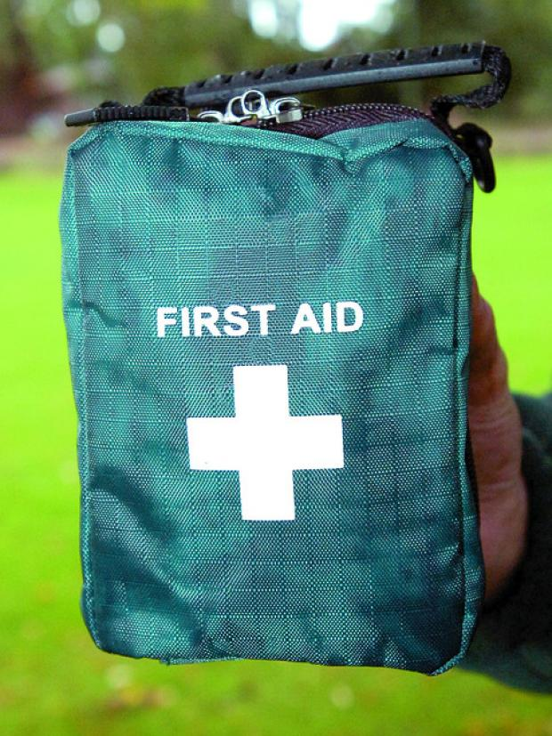 This Is Wiltshire: Wiltshire courses offer first aid skills