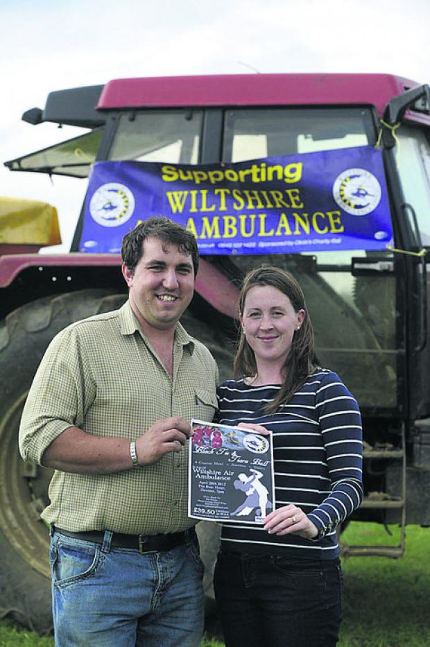 This Is Wiltshire: Fundraisers Steve and Gayle