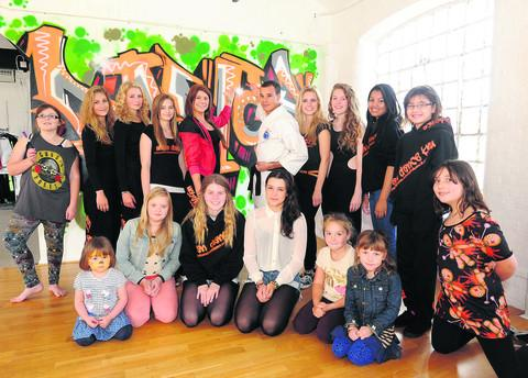 This Is Wiltshire: Trowbridge Arts studio shows off its talents