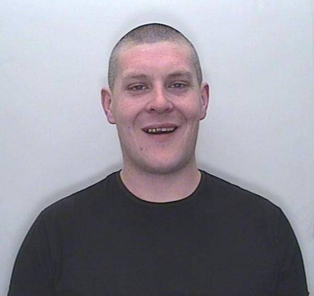 This Is Wiltshire: Russell Bastow has been jailed for five years