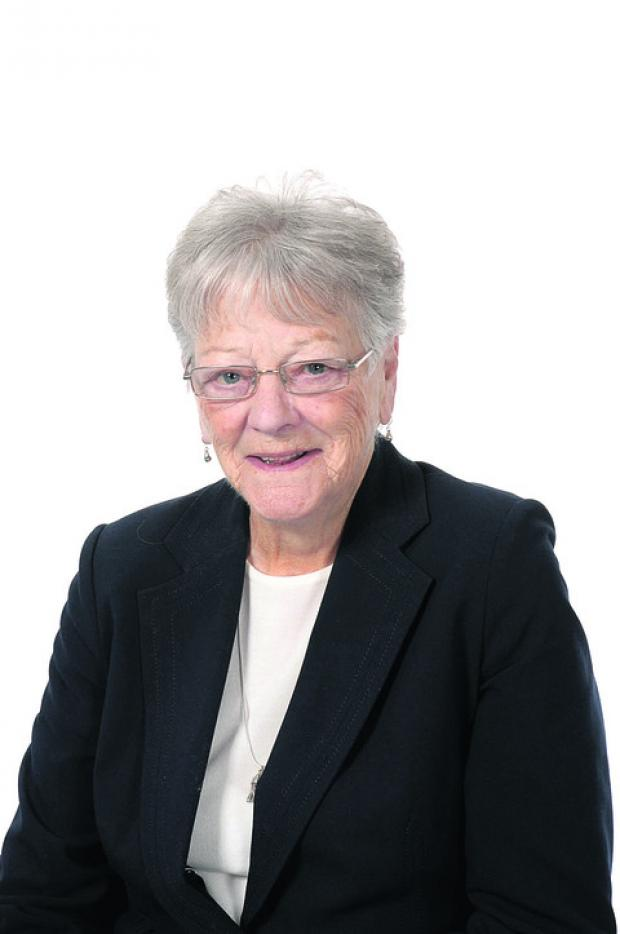 This Is Wiltshire: Councillor Doreen Dart