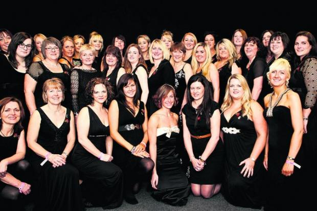 This Is Wiltshire: The Military Wives will be performing at the Wyvern