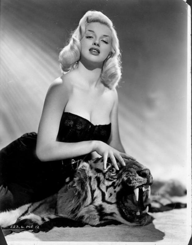 This Is Wiltshire: Diana Dors used to hold sex parties but not 'orgies', the court heard