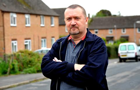 This Is Wiltshire: Derek Fry, of Swindon Tenants' Voice