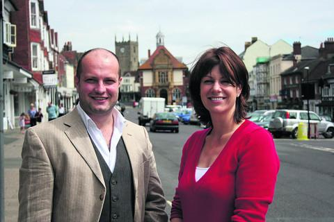 This Is Wiltshire: Martin Houlden has come up with an idea which could cut on-street parking