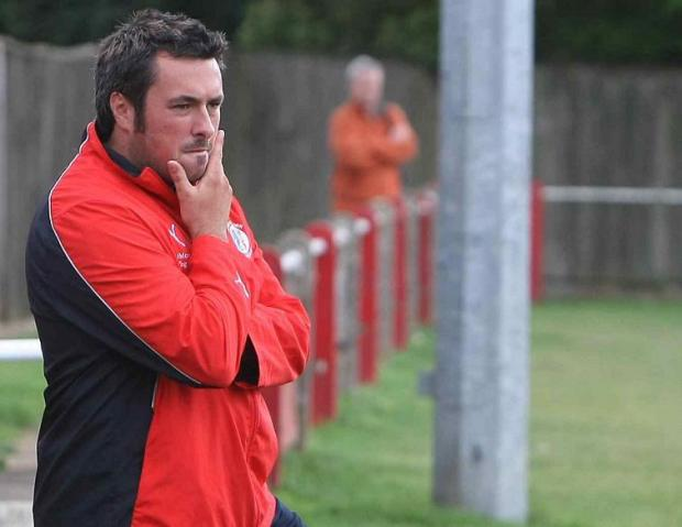 Fairford boss Paul Braithwaite