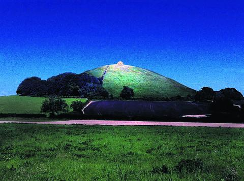 This Is Wiltshire: An artist's impression of the planned Beacon on the Hill