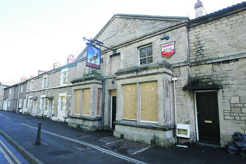 This Is Wiltshire: The Falcon Inn in Westcott Place