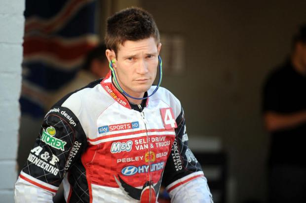 OUT Jason Doyle