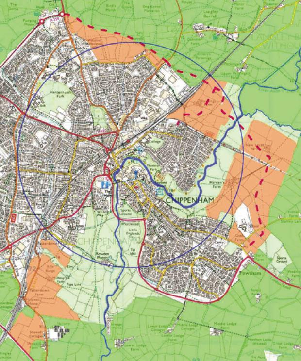 This Is Wiltshire: Options for Chippenham