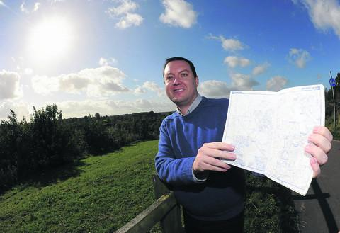 This Is Wiltshire: Coun Dale Heenan with a final version of the local plan