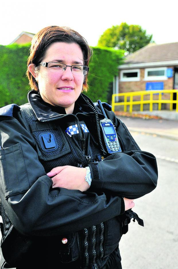 This Is Wiltshire: PC Sandra Higgins-Hughes