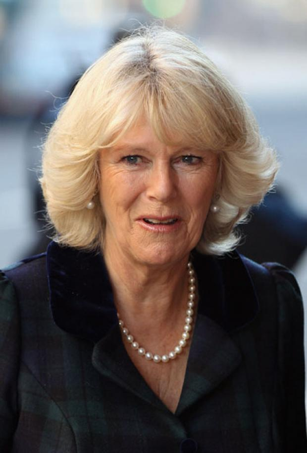 This Is Wiltshire: Camilla, Duchess of Cornwall