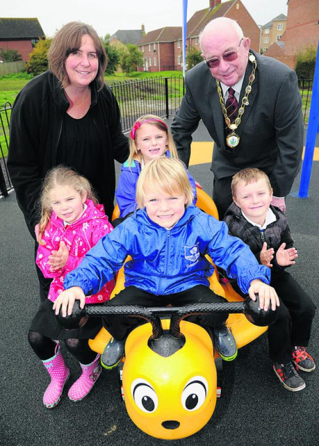This Is Wiltshire: Park proves a big hit with children