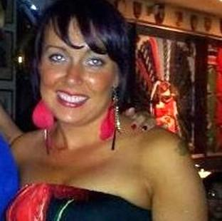 This Is Wiltshire: Karina Menzies, who was killed in a hit-and-run rampage in South Wales on Friday (South Wales Police/PA)