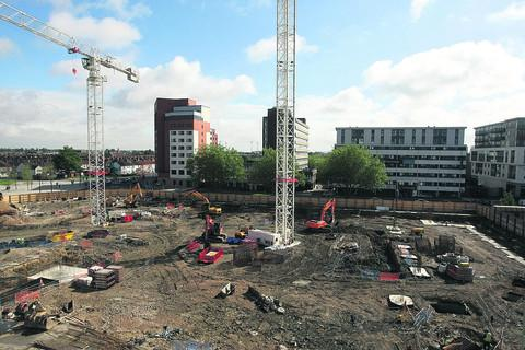 This Is Wiltshire: Union Square is being redeveloped
