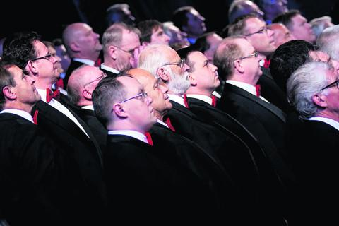 This Is Wiltshire: The Wessex Male Choir