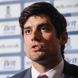 Alastair Cook, pictured, is planning to lead England in his own way and not pretend to be Andrew Strauss