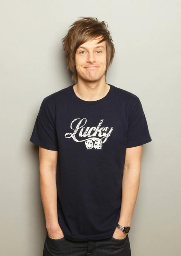 This Is Wiltshire: Comedian Chris Ramsey, who will be performing at the Arts Centre in March