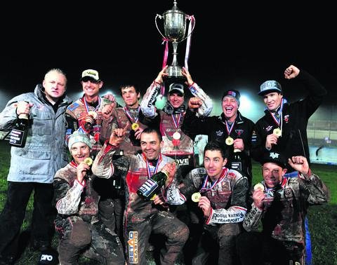 This Is Wiltshire: The Elite League title-winning Swindon Robins