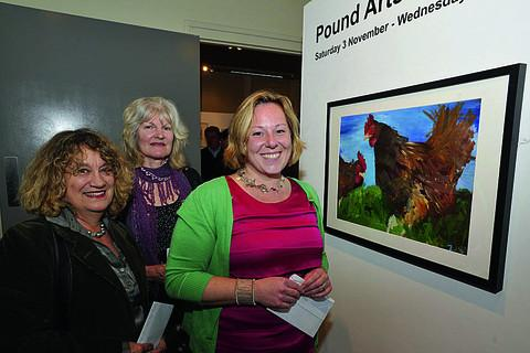This Is Wiltshire: Winner of the Pound Arts open competition Tara Parke