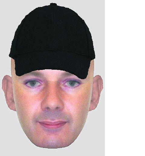 An e-fit released after a previous spate of jewellery thefts