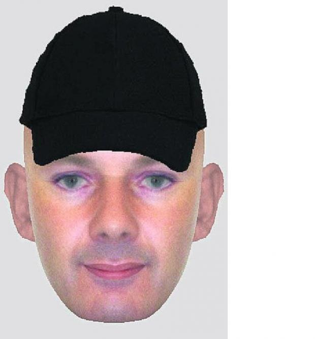 This Is Wiltshire: An e-fit released after a previous spate of jewellery thefts