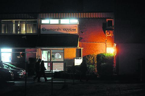 This Is Wiltshire: Tamura-Europe Ltd is consulting staff on the redundancies