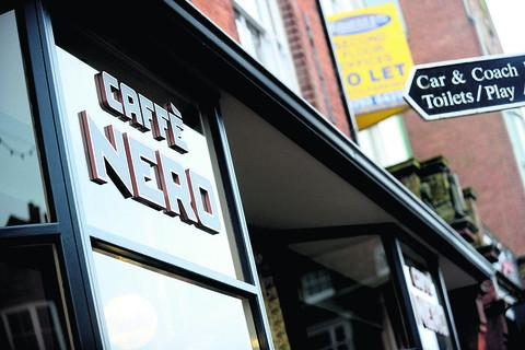 This Is Wiltshire: The Caffè Nero in Marlborough