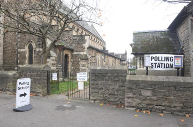 This Is Wiltshire: Polling stations open for businesses across Wiltshire