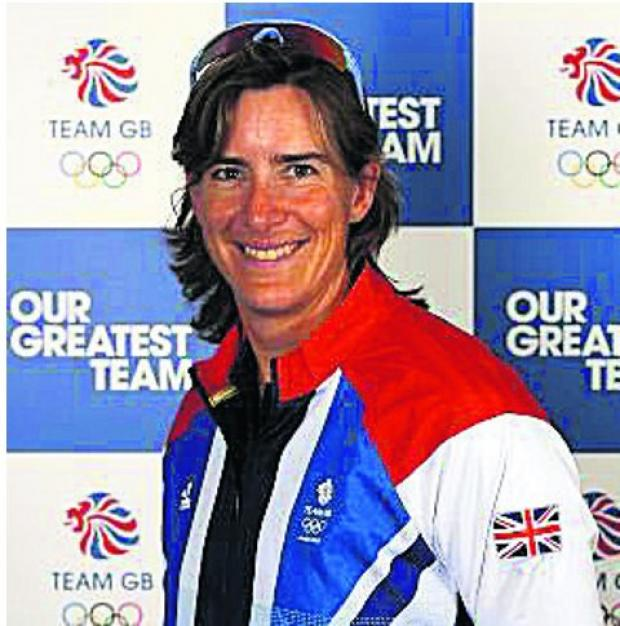 This Is Wiltshire: Olympic backer: Katherine Grainger